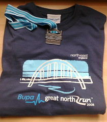 Great North Run 2008