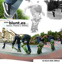 bsbluntees (www.muralarte.com) Tags: slide blunt secuencia
