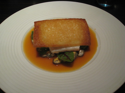 L2O, Chicago: Striped Bass