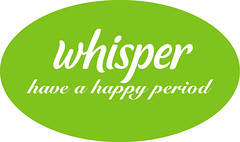 Whisper logo With Tagline