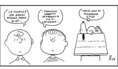 Finanza (Peanuts Reloaded) Tags: comics drawing finanza crack crisi minoranzaetnica eticaprofessionale peanuts reloaded snoopyfriends snoopyandfriends disegno bambini