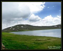 Sheosar Lake (R a S h I d) Tags: nature landscape lakes rashid deosai skardu astore sheosarlake rashid4u pakistannorthernareasofpakistan