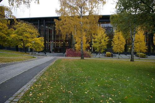 UiO Main Library