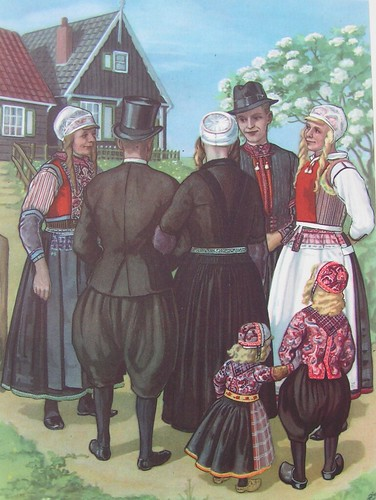 Traditional Dutch clothes