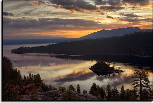 Sunrise, Emerald Bay