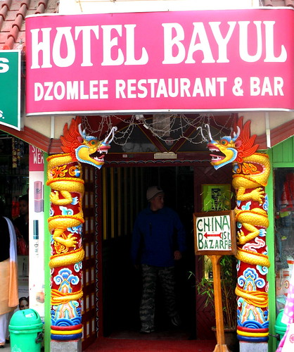 Hotel Bayul  -  A nice Hotel at Gangtok