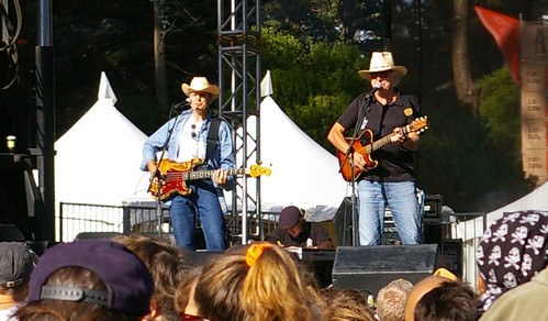 Jerry Jeff Walker @ Hardly Strictly Bluegrass, 04/10/08