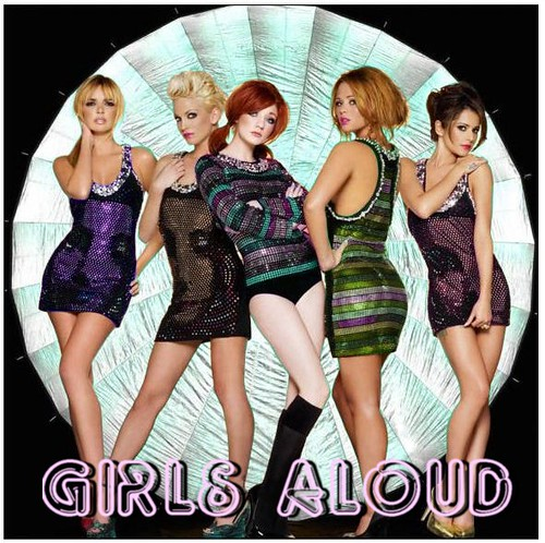 The Girls Aloud stars