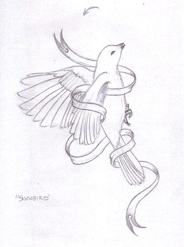 snowbird sketch