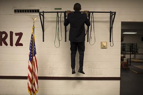 obama ups