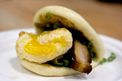 Pork and Egg Bun