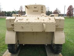 M3 (grobianischus) Tags: uk museum army us tank maryland stuart aberdeen honey iv mk ordnance m3a1