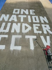 'One nation under CCTV' taken by Mayu ;P