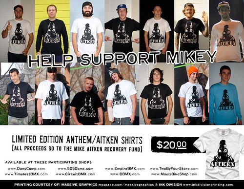 Anthem / Aitken Shirt