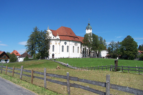 Wieskirche - Wies, Germany