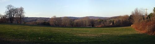 Idetown-Huntsville Road panorama