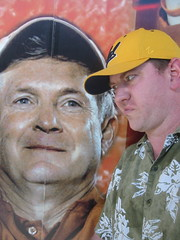 Phil dislikes Mack Brown