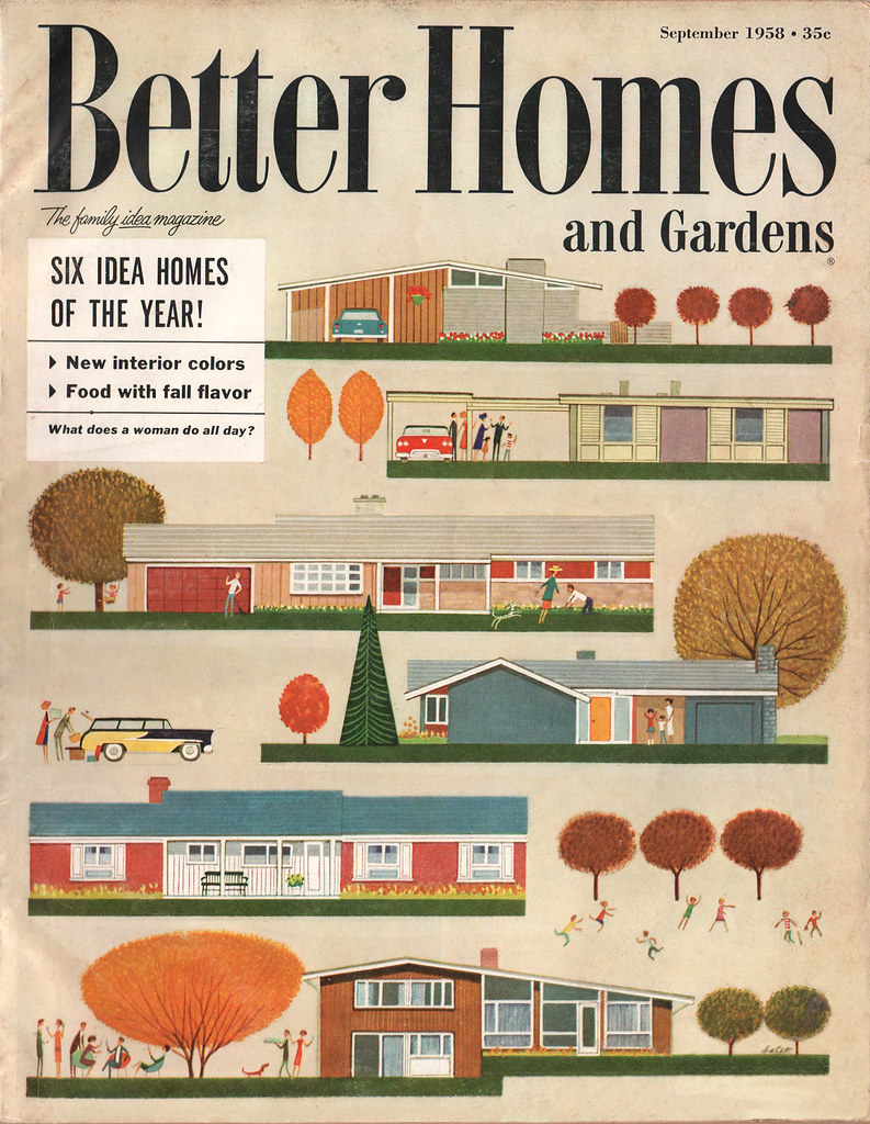Better Homes And Gardens Magazine June 2017 Edition: The Ward-O-Matic: Better Homes & Garden Sept. 1958