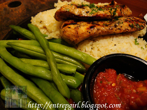 TGIF Chili grilled chicken breast