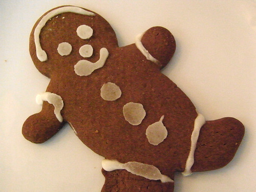 12-03 gingerbread cookie
