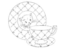 S 127 d (mmaammbr) Tags: cats kitten superior gatinho dishware loua
