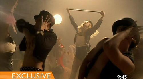 Britney Spears Circus bailar