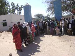 Hargeisa Somaliland (Yusuf Dahir's Somaliland Photos) Tags: voters registration somaliland