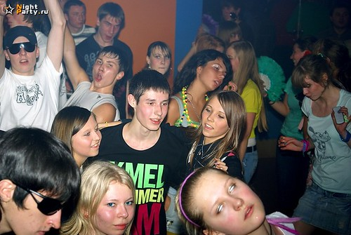 John B @ Sunrise Club, Tver, Russia (Nov 2008)