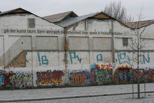 Gib der Kunst Raum 2008