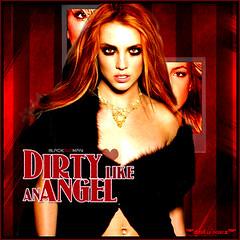Britney Spears // Dirty like an Angel [Regalo para ™°∂αиï ىٌυαяєz™° ] (»3lackoutman) Tags: angel shoot para spears makeup like dani an dirty britney regalo zone blend tratamiento suarez blackoutman
