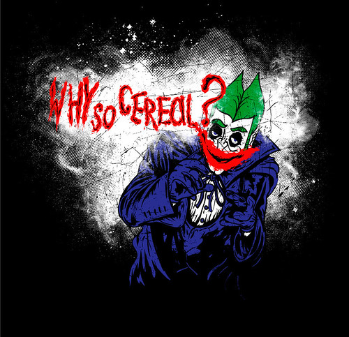why so cereal