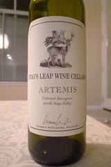 2006 Stag's Leap Wine Cellars Artemis Cabernet Sauvignon