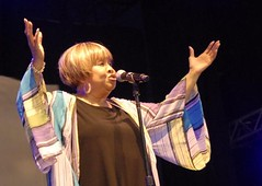 Mavis Staples at Bluesfest on Saturday