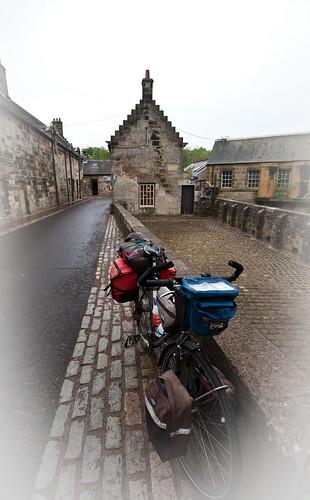 Bikes in Scotland