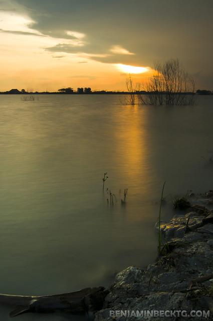 Puchong Lake Sunset