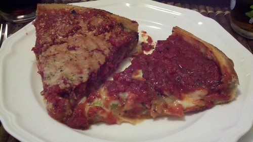 Deep Dish Battle: Little Star vs. Zachary's