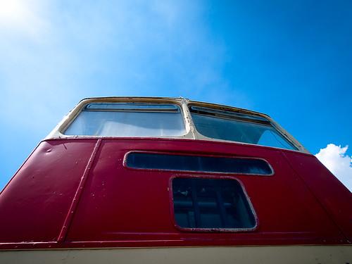 Bristol Bus Upper Deck