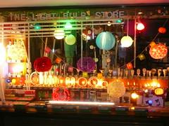 the light bulb store (army.arch) Tags: city nyc newyorkcity ny newyork night photography lightbulbs storefront shopfront