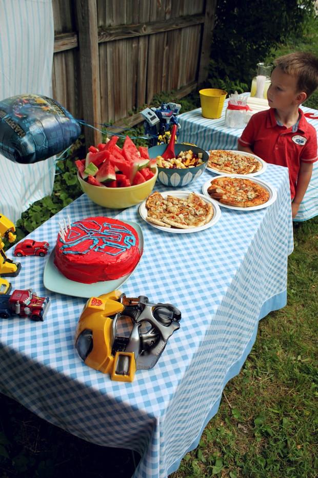 A Transformer Birthday