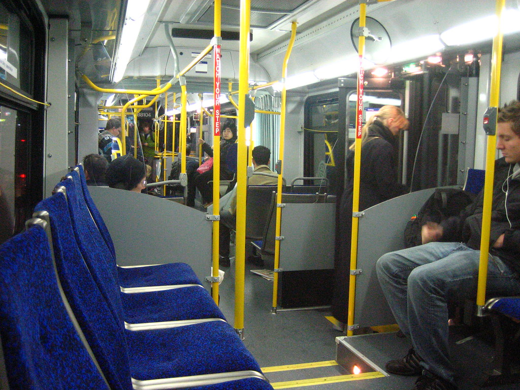 8104 Interior - from rear-left corner