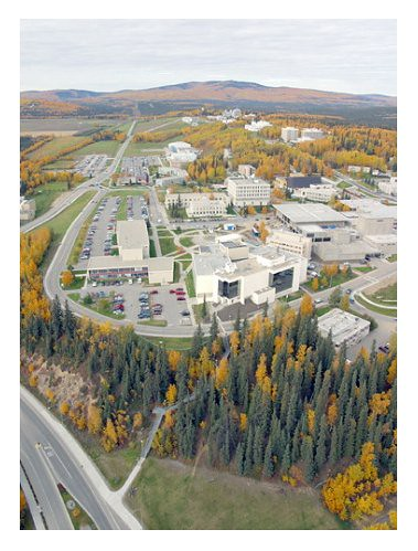 University   of Alaska Fairbanks Campus - Image Courtesy of UAF