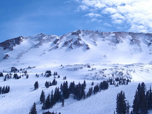 Loveland Pass, CO, USA