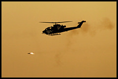 AH-1 Cobra shooting TOW missile (NGPhoto.biz) Tags: cobra aircraft aviation military airshow helicopter missile ng tow heli idf iaf ah1 ngp nehemia gershuni idfaf ngphoto ngphotography afidf