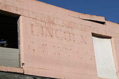 ghost of lincoln theater sign