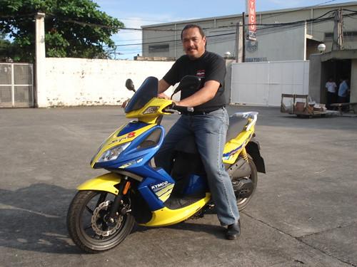 kymco super 8 125cc