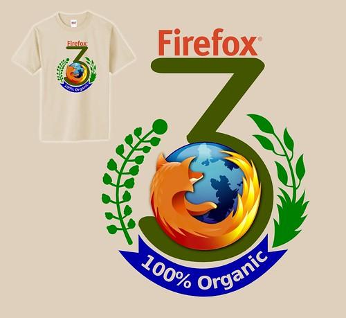 FireFox 3: All Organic