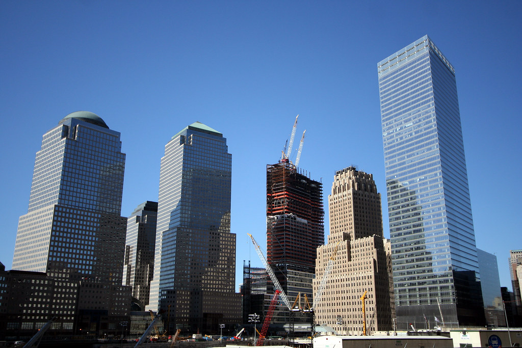 Ground Zero skyline