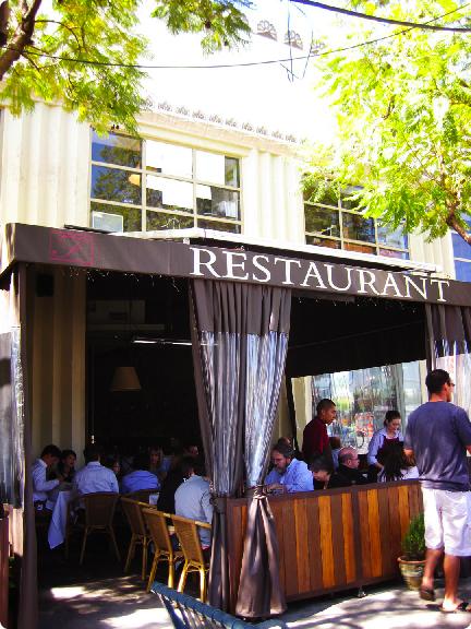 Fraîche restaurant
