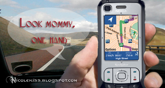 driving and using street navigator copy