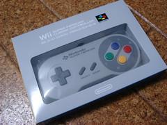 Wii Super Famicom Classic Controller
